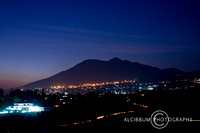 Lembang at night