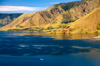 A Great View of Lake Toba