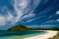 Mawun Beach, Lombok's south coast