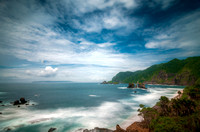 Papuma, East Java
