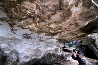 Photographing Cave Painting of Maros, South Sulawesi