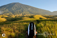 Rinjani, trek up the mountain
