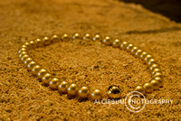 The beauty of pearls from the Moluccas, Indonesia