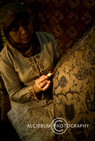 "Batik ""Tulis"" Making Process, Indonesia"