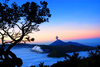 The Magnificent  Bromo Tengger Semeru National Park, East Java,