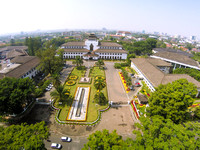 West Java Governor building