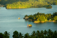 Serena Island and the peaceful Selat Lembeh