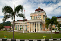Building of The Local Parliament  of Gorontalo,