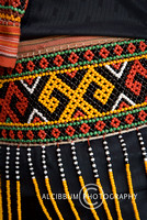The Torajan Traditional Beads Craft, Sulawesi, Indonesia
