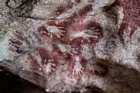 OLDEST CAVE PAINTING IN MAROS, SULAWESI