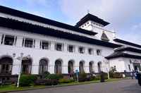 governor's office of the West Java province