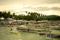 Bajau sea gypsy village, Sulawesi, Indonesia