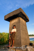 Sumba megalith culture