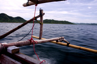 Island hoping in Teluk Lampung