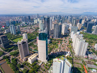 Jakarta from the Air