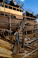 BULUKUMBA, TANAH BERU TRADITIONAL BOAT MAKING