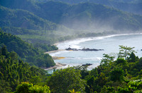 Wild Sumatra, forest and secluded bay