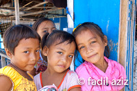 Kids of Ampana, Tojo Una-una, Central Sulawesi